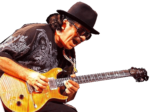 santana songs albums history gear and more