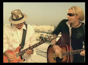 Santana featuring Chad Kroeger: Into the Night