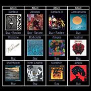 Most of Santana Albums