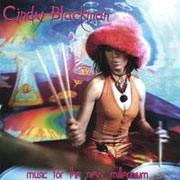 Cindy Blackman Album Cover