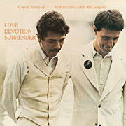 Love Devotion Surrender: Santana and McLaughlin
