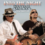 Into the night album cover